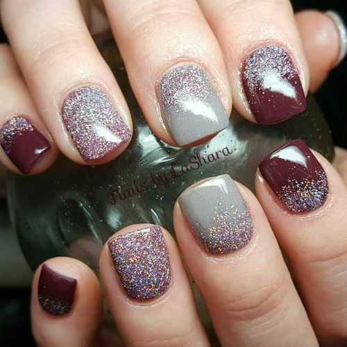 Best Fall Nails for 2017 - 65 Trending Fall Nail Designs - Best Nail Art - Best Fall Nails For 2017 - 65 Trending Fall Nail Designs - Best Nail
