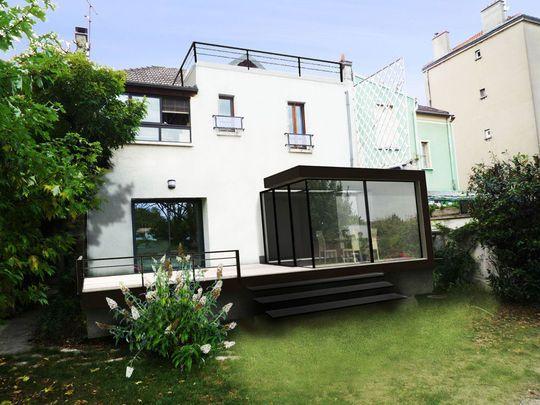 Agrandir une maison  faire une véranda, une extension, un sous-sol