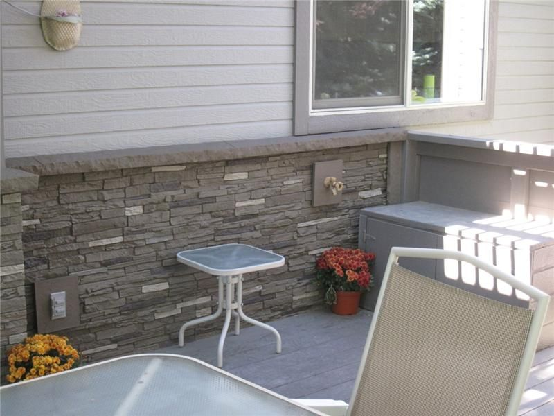 Nextstone Faux Stone Siding System Outdoor Design Exterior House Color Stone Siding