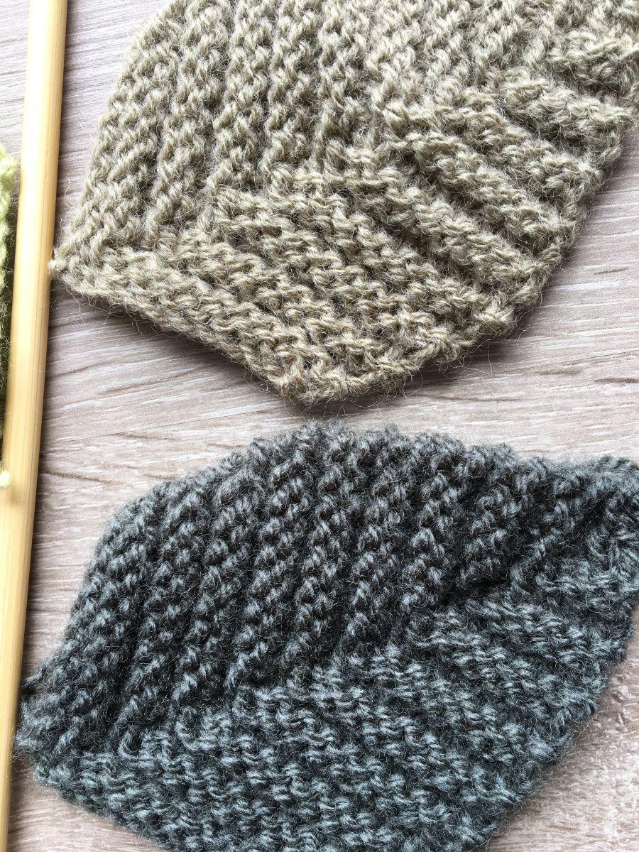 Tricoter des feuilles | Gestrickte socken, Muster und Handarbeiten