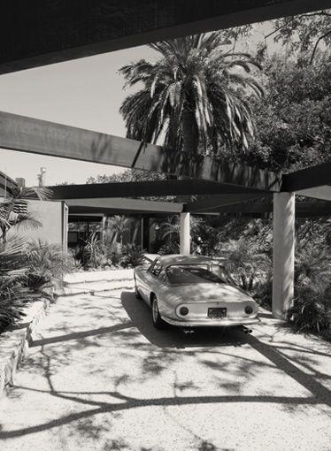 HARPEL HOUSE, LA, JOHN LAUTNER 1956 | architecture ...