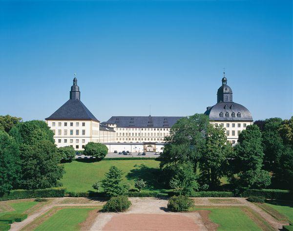 Gotha Thuringen Germany Thuringer Schlosser Schlosser Deutschland Deutschland Burgen Und Burg