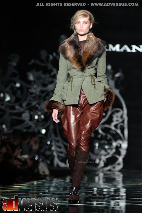 Ermanno Scervino women's fashion collection fall winter 2012 2013