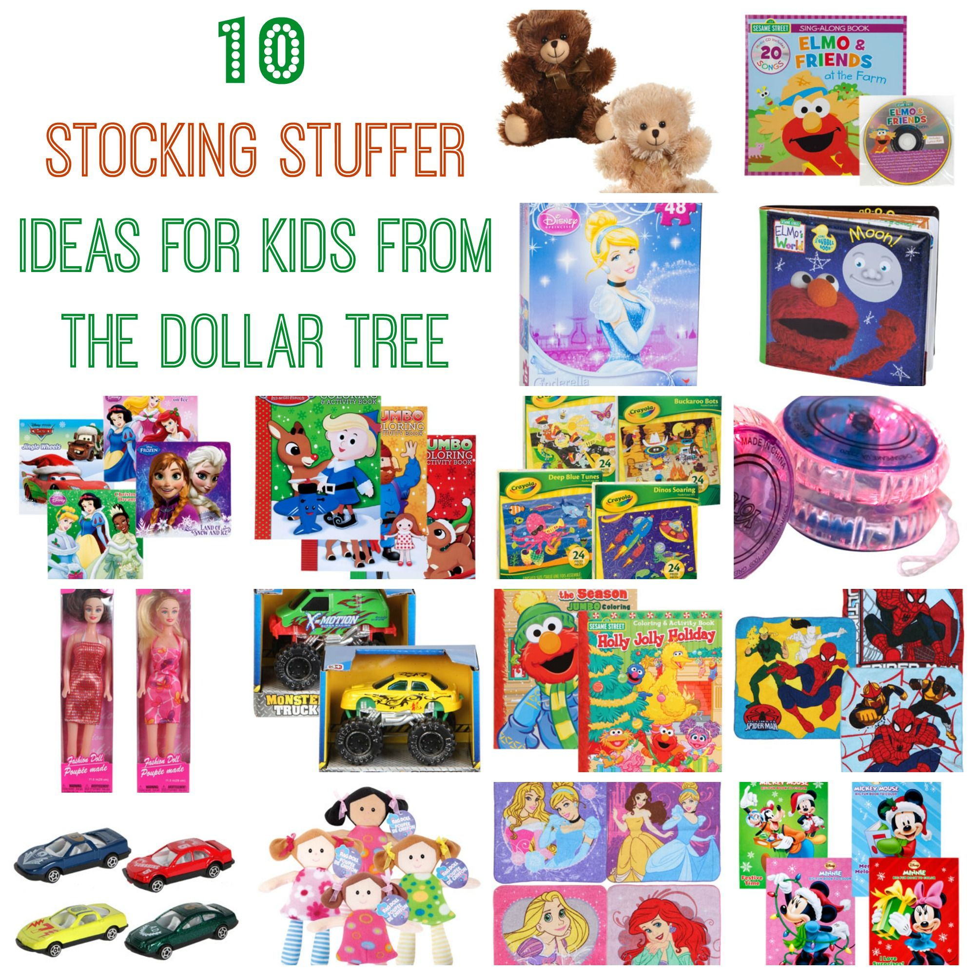 Stuff Your Christmas Stockings At The Dollar Tree Fmegifts Frugal Mom Eh Dollar Tree Gifts Christmas Gifts For Kids Dollar Tree