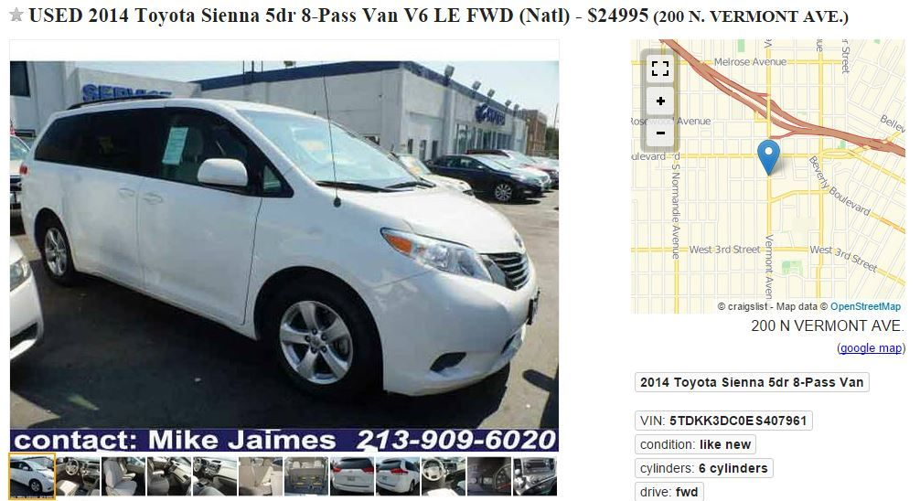 Keyes Best Used Cars Van Nuys Ca Used Car Dealer Contact Mike Jaimes 213 909 6020 Toyota For Sale Used Toyota Fwd