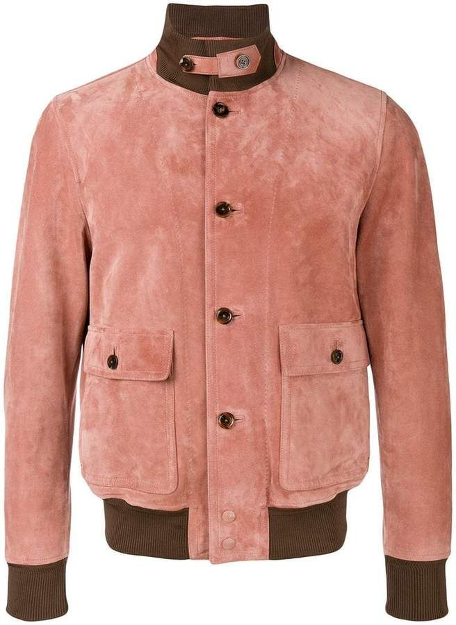 99e0bdbed Tom Ford fitted bomber jacket | Products in 2019 | Tom ford jacket ...