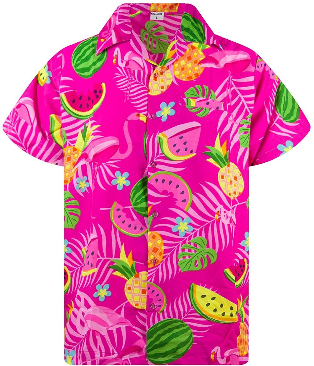 Hawaiian Tee Shirts