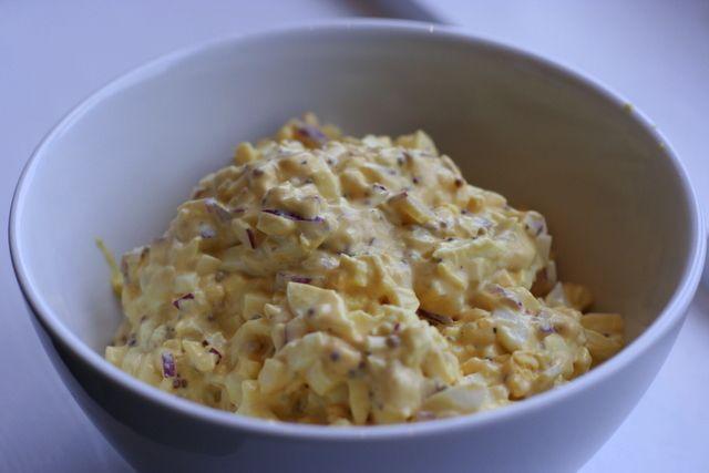 Egg-salad -norwegian