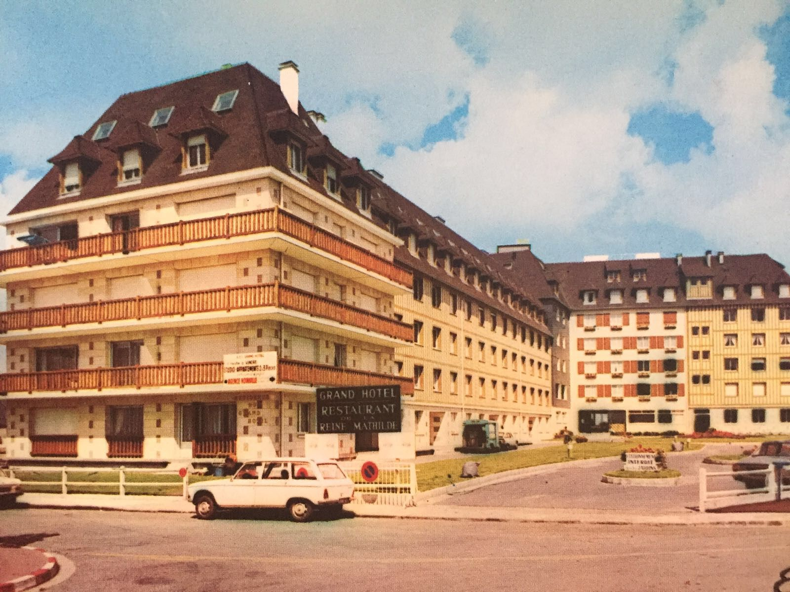 Grand Hôtel à Blonville