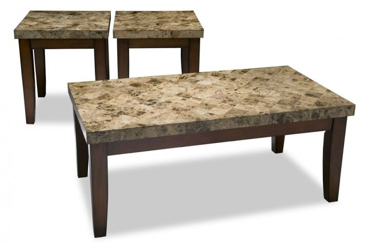 Montibello Coffee Table Set Bobs Furniture Living Room