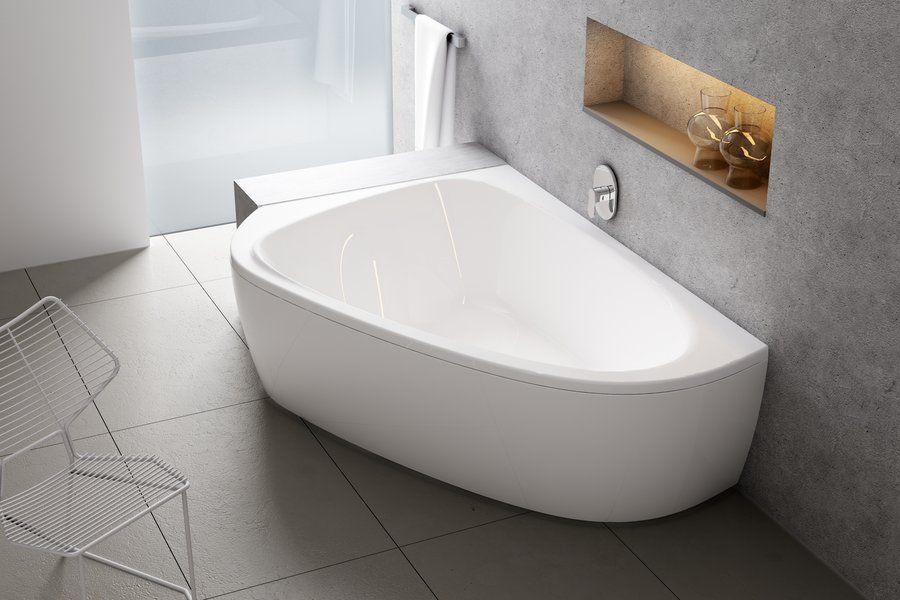 Vasca Da Bagno Ad Angolo : Immagini idea di vasca da bagno angolare idromassaggio