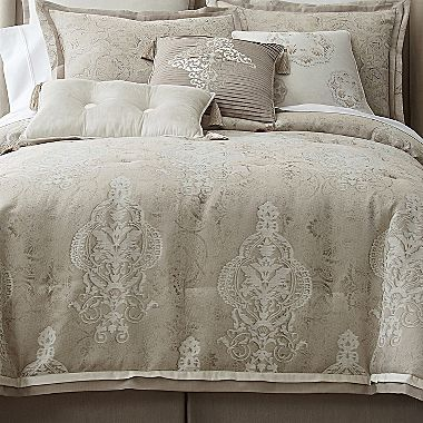 Royal Velvet Serene Comforter Set Jcpenney Comforter Sets