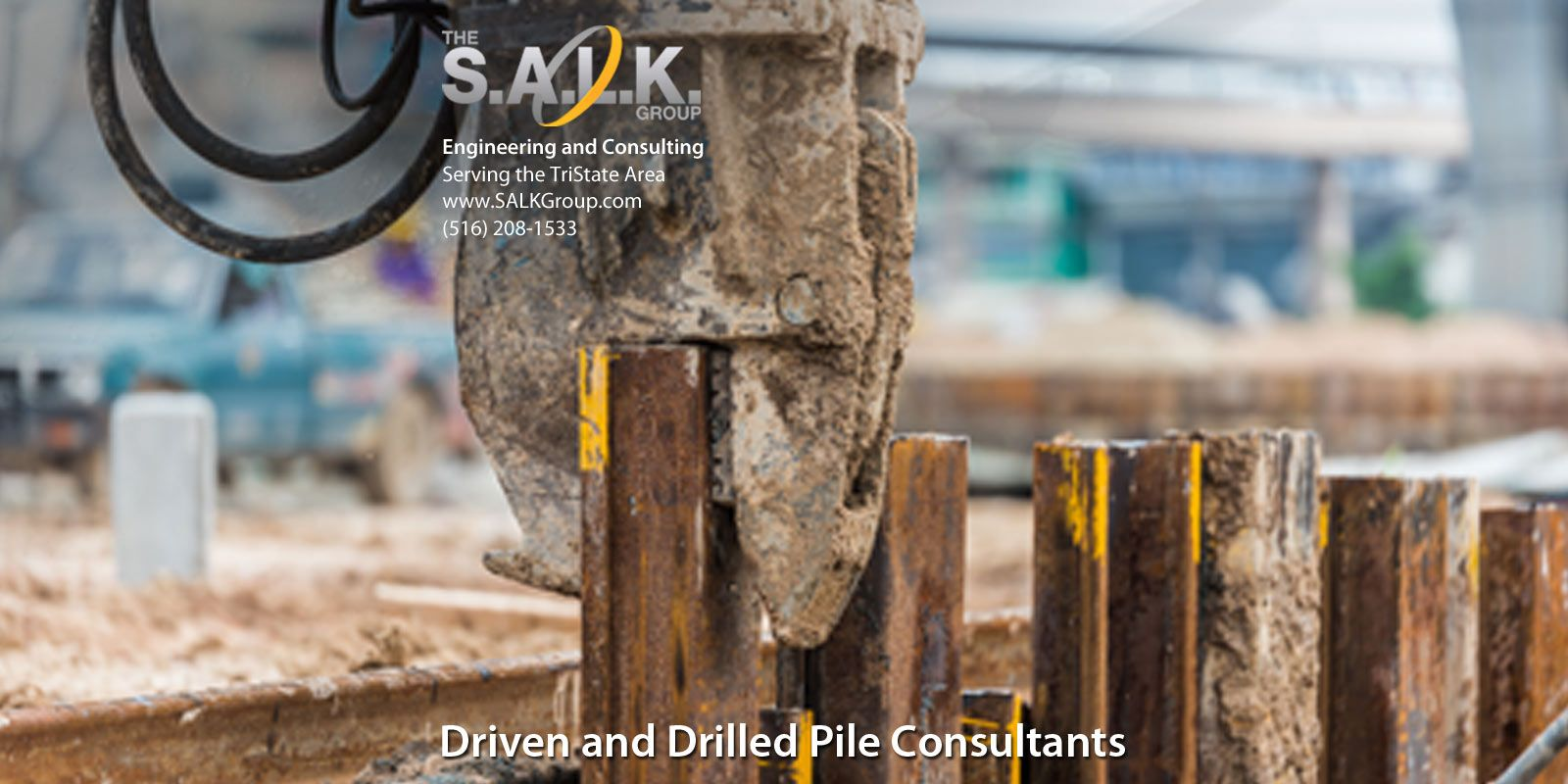 A Team Of Specialists With Knowledge Of The Correct Application Of Driven Drilled Piles Is Required To Build Large Buildings Deep Foundation Pile Consulting