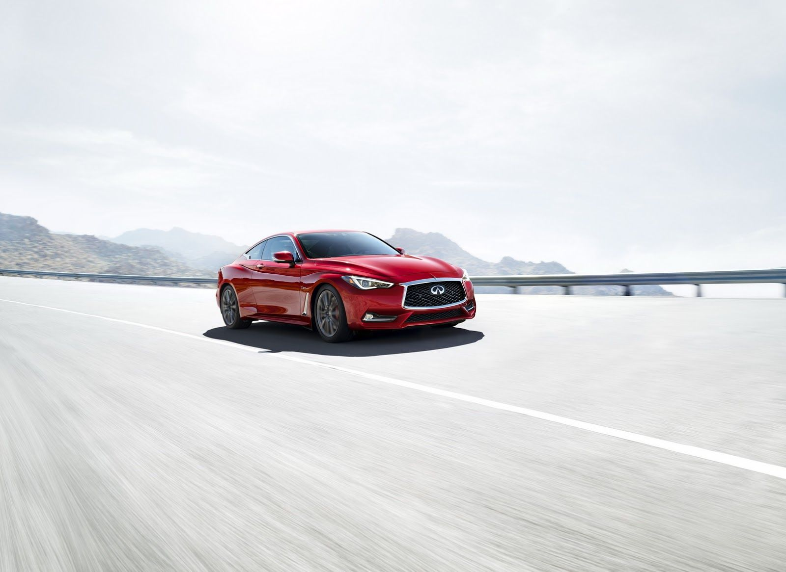 Infiniti Prices The Q60 Red Sport 400 At 51,300 In The US