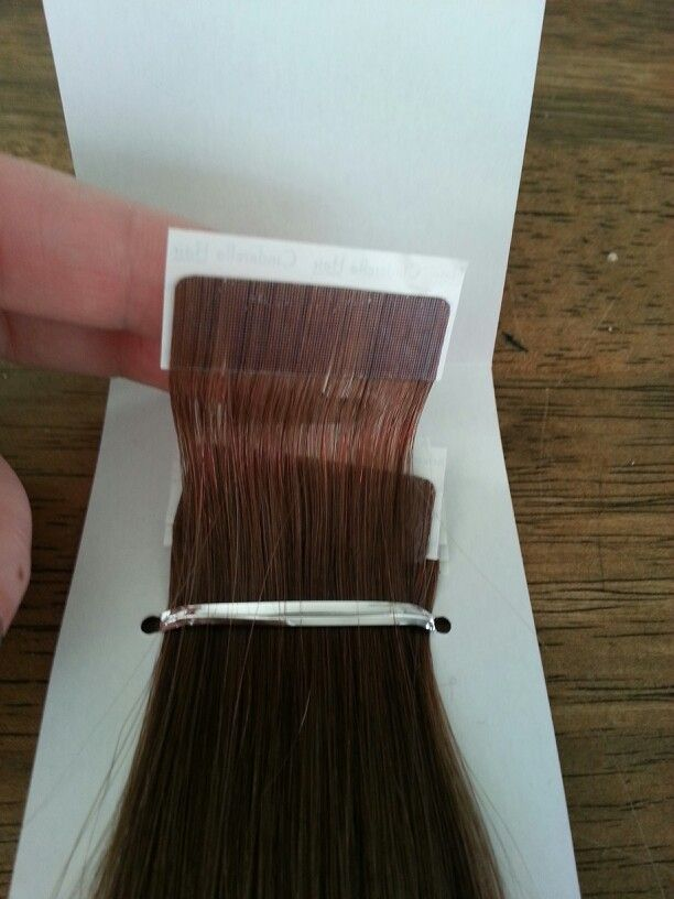 Cinderella Tape In Hair Extensions 96