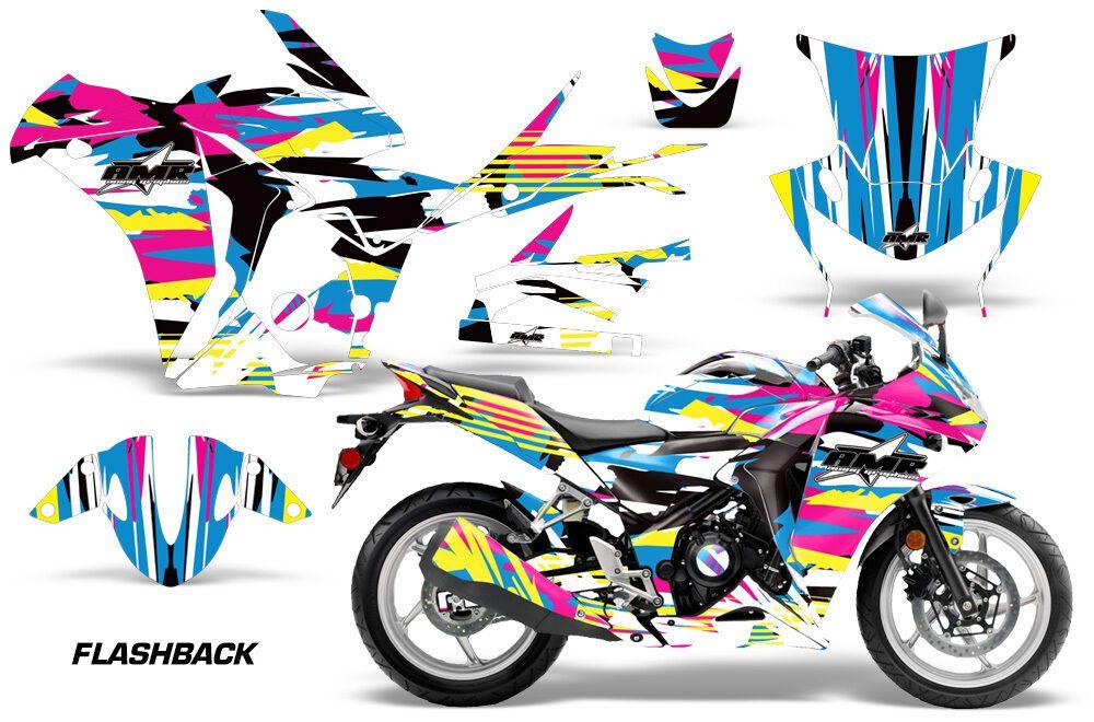 Advertisement Ebay Street Bike Graphics Kit Decal Sticker Wrap