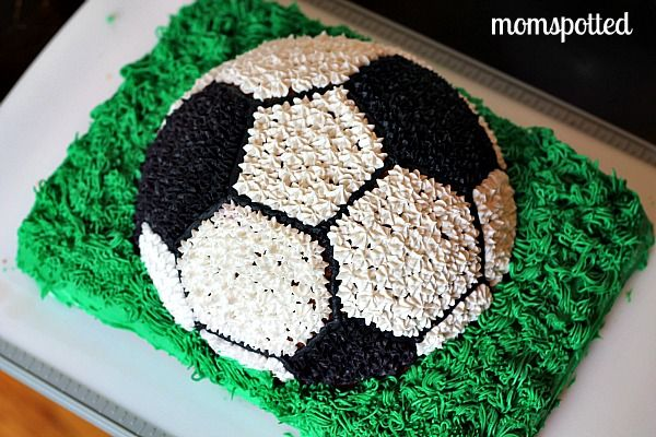 My Soccer Ball Cake Wilton cakes Soccer ball and Cake