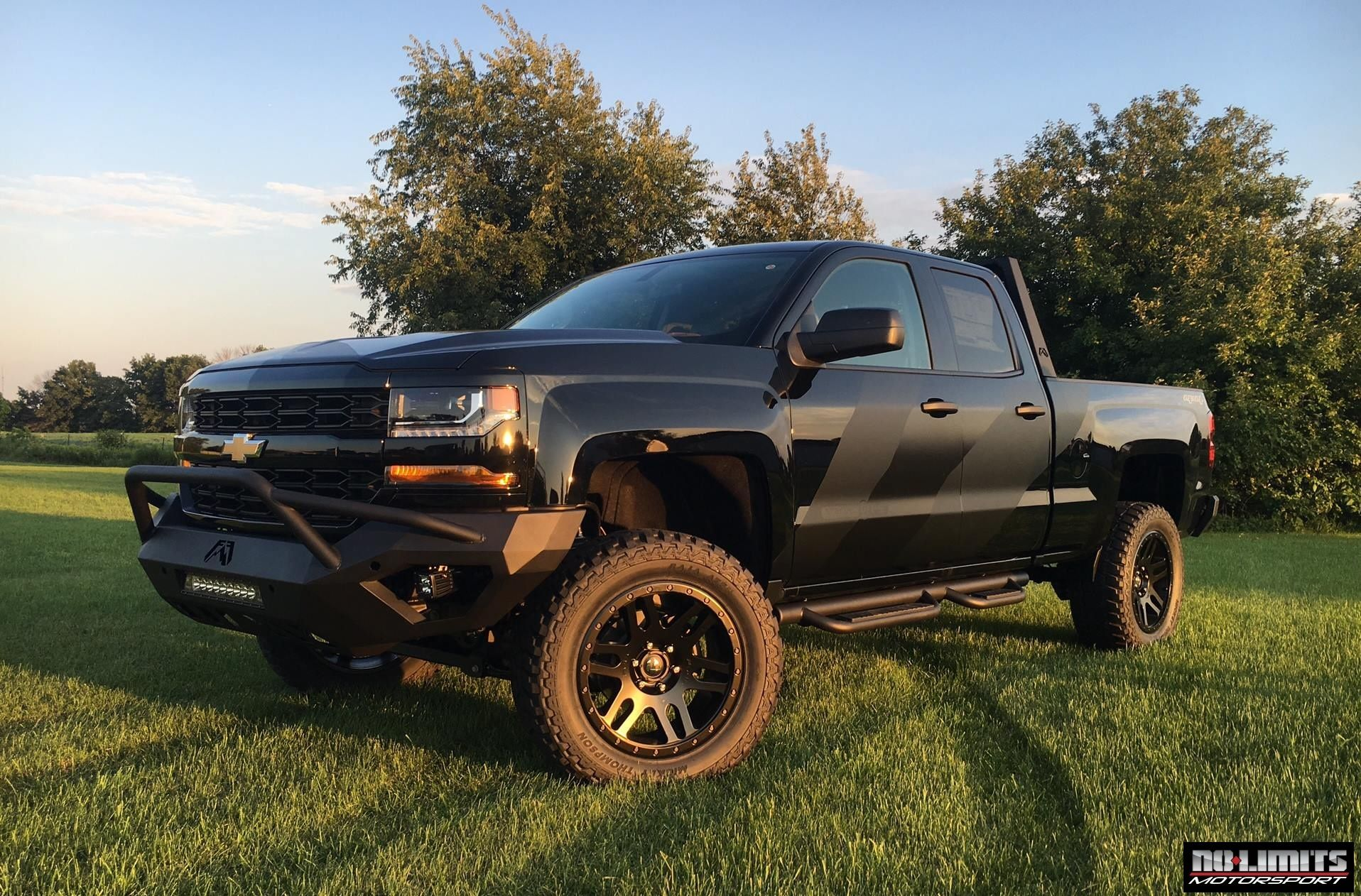 2016 Chevy Silverado Special Ops Edition customized by No Limits