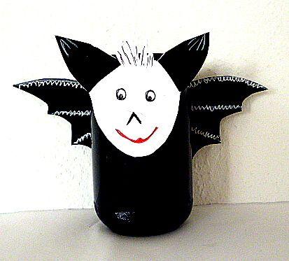 Bunte Gespenster fürs Fenster - Halloween-basteln - Meine Enkel und ...