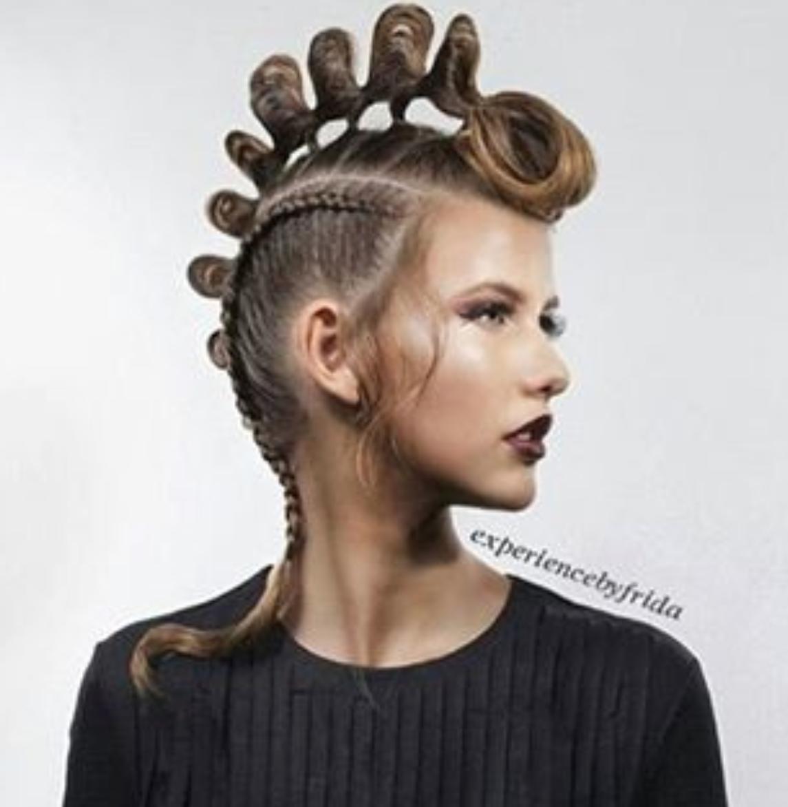 Visita Il Nostro Sito Templedusavoir Org Catwalk Hair Editorial Hair Artistic Hair