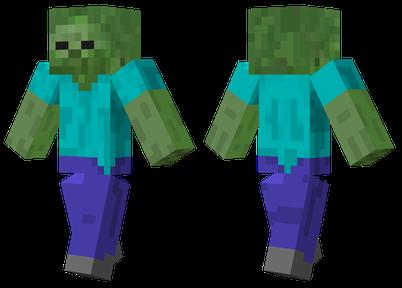 Zombie Mincraft Skins Pinterest - Mob skins fur minecraft