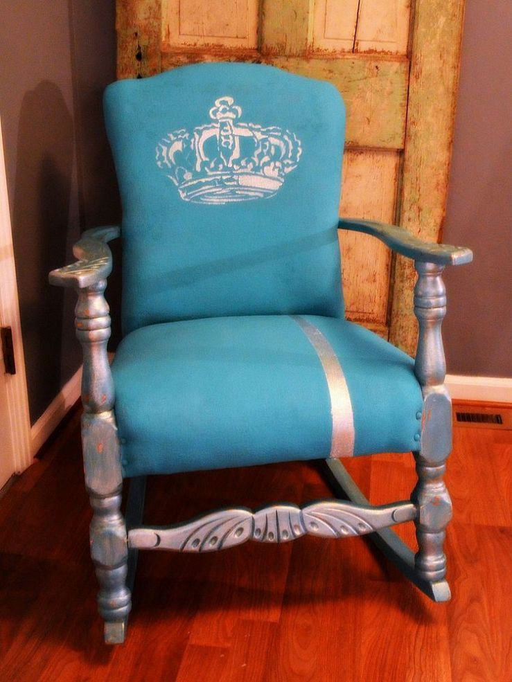 using a quality chalked paint on fabric easier than you think pinterest chalk paint. Black Bedroom Furniture Sets. Home Design Ideas