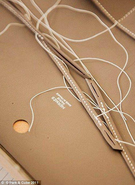 How a Hermès handbag is made  Photographs reveal French fashion ... c0a7bb923aedc