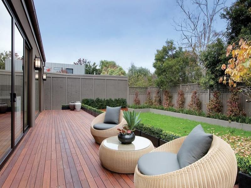 50 ides pour amnager votre jardin Modern garden design Garden