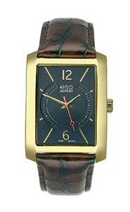 ESQ Synthesis Three-Hand Leather - Brown Men's watch #07301419
