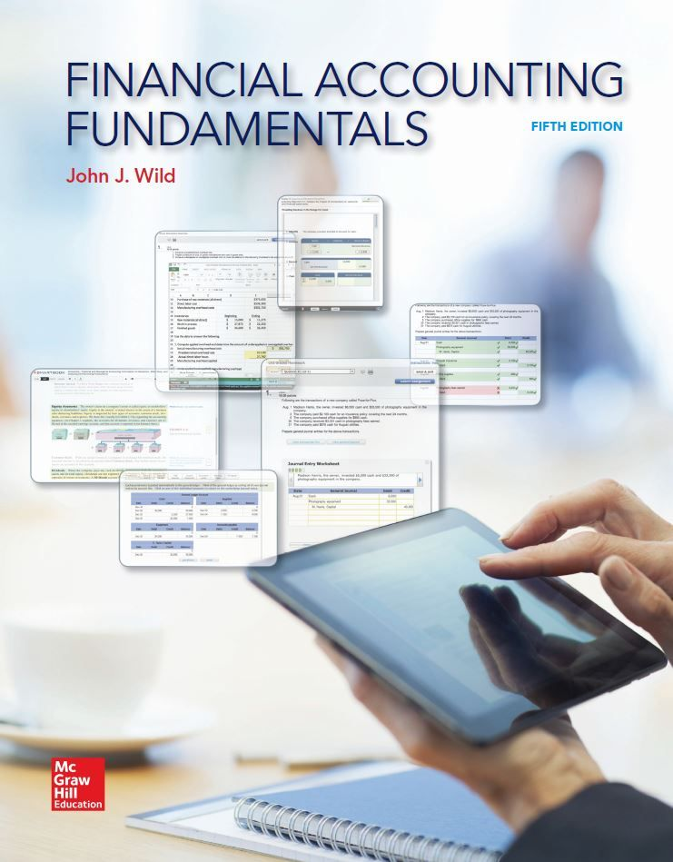 Financial accounting fundamentals 5th edition by john wild pdf financial accounting fundamentals 5th edition by john wild pdf ebook 0078025753 9780078025754 https fandeluxe Image collections
