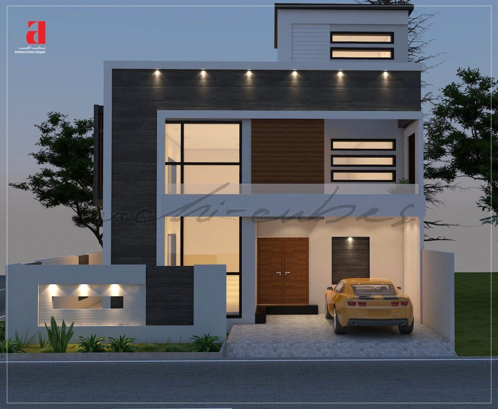 10 Marla Residential Home Architectural Planing and Interior Design