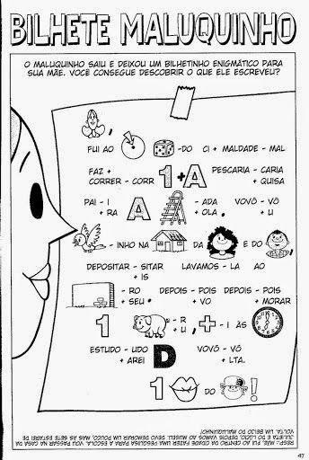 Pin De Fernanda Em Imprimir 03 Atividades Alfabetizacao E