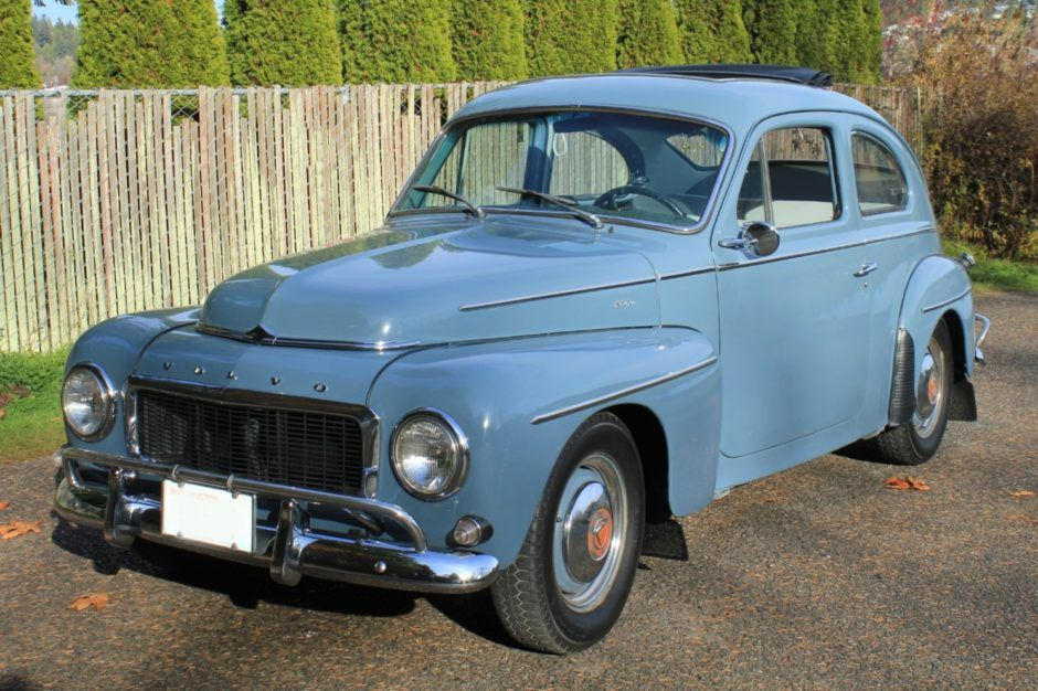 BaT Auction: 1964 Volvo PV544