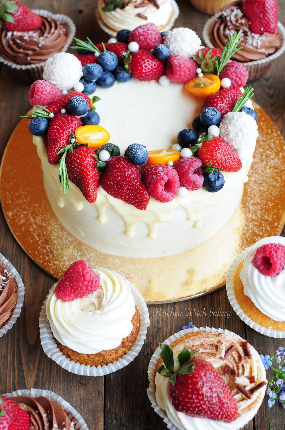Свадебные торты сезона 2015 - часть 1 | Sweet treats ...