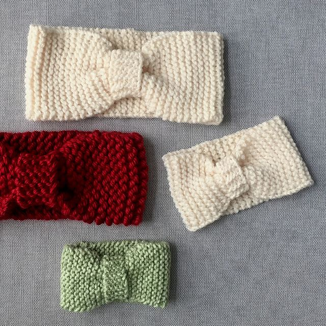 Ravelry: Super Simple Ear Warmers pattern by shelli martinez ...
