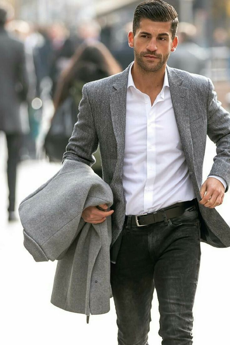 9 Everyday Mens Street Style Looks To Help You Look Sharp   Men s ... 6b58a03a6b