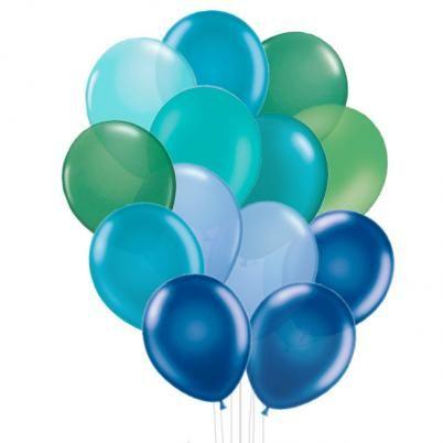 Bezaubernde Partydekoration mit WOW Faktor Luftballons mit
