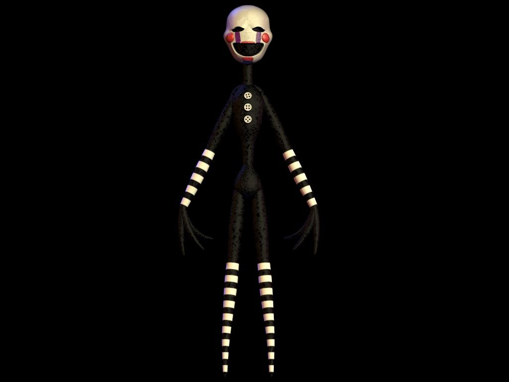 marionette five nights at freddy's full body - Google Search