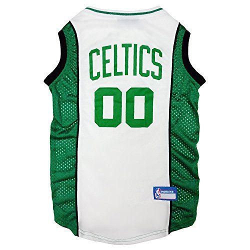 77f001e3e Pets First NBA Boston Celtics Mesh Jersey Large    See this great product  by click affiliate link Amazon.com