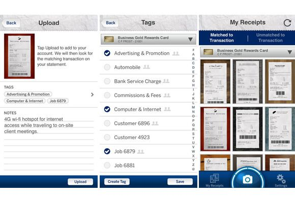 American Express app to sync with QuickBooks (With images