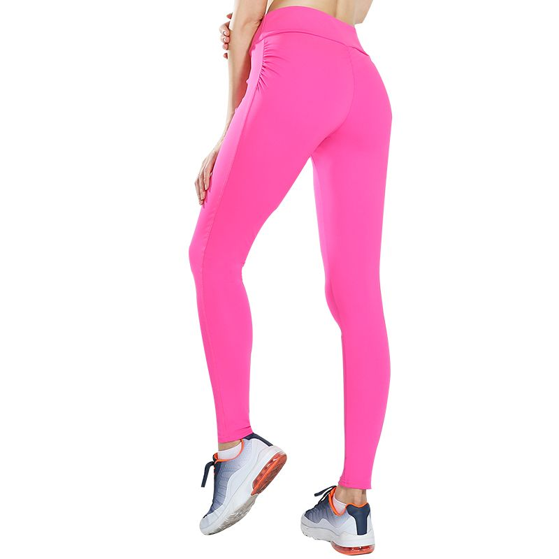 be150bb5c86af Oberlo - NORMOV S-XL Women Push Up Leggings Polyester Fitness Legging Large  Size Black Slim Jeggings High Waist Leggings Trousers Women