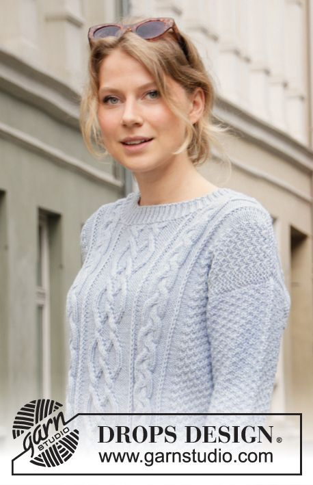 Winter Delight / DROPS 205-7 - Free knitting patterns by DROPS Design