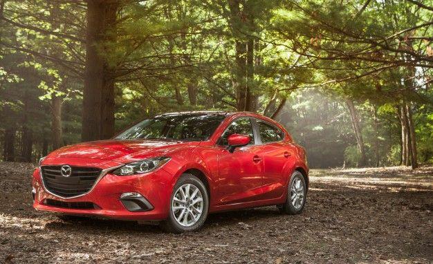 Fuel Efficient Cars: Mazda 3 Sedan 2.0L 6AT/6MT U2013 41 Mpg #