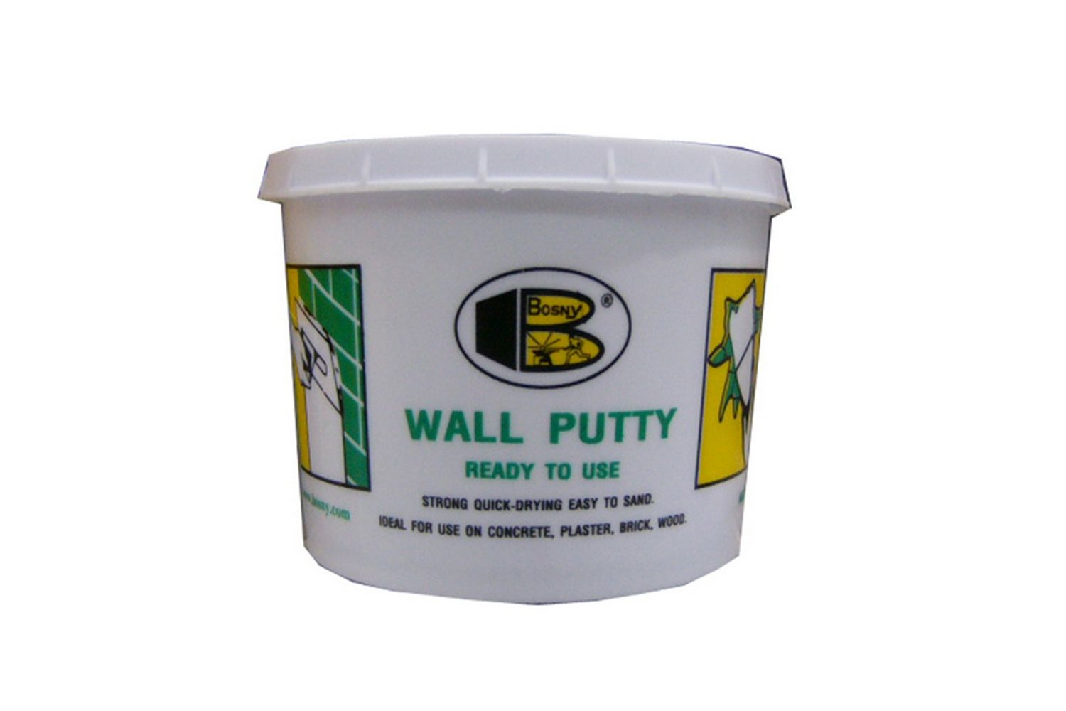 Wall Putty Ew 19897 In 2021 Wall Concrete Construction