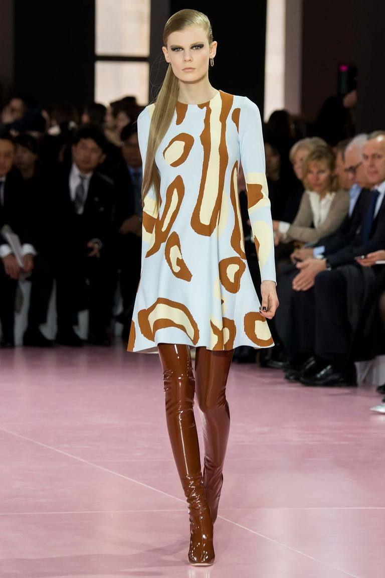 48c10b2e64f418b Платья для полных женщин с яркими принтами   МОДА   Мода, Осень зима ...