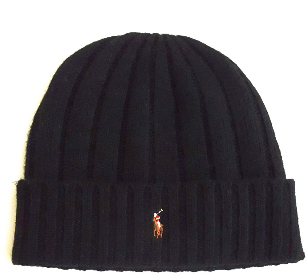 775ccb47773 Another winter beanie everyone must have is this Polo Men s Wool Cuff Pony Beanie  Skull Cap Ski Hat! Now On Sale Throughout The Winter.