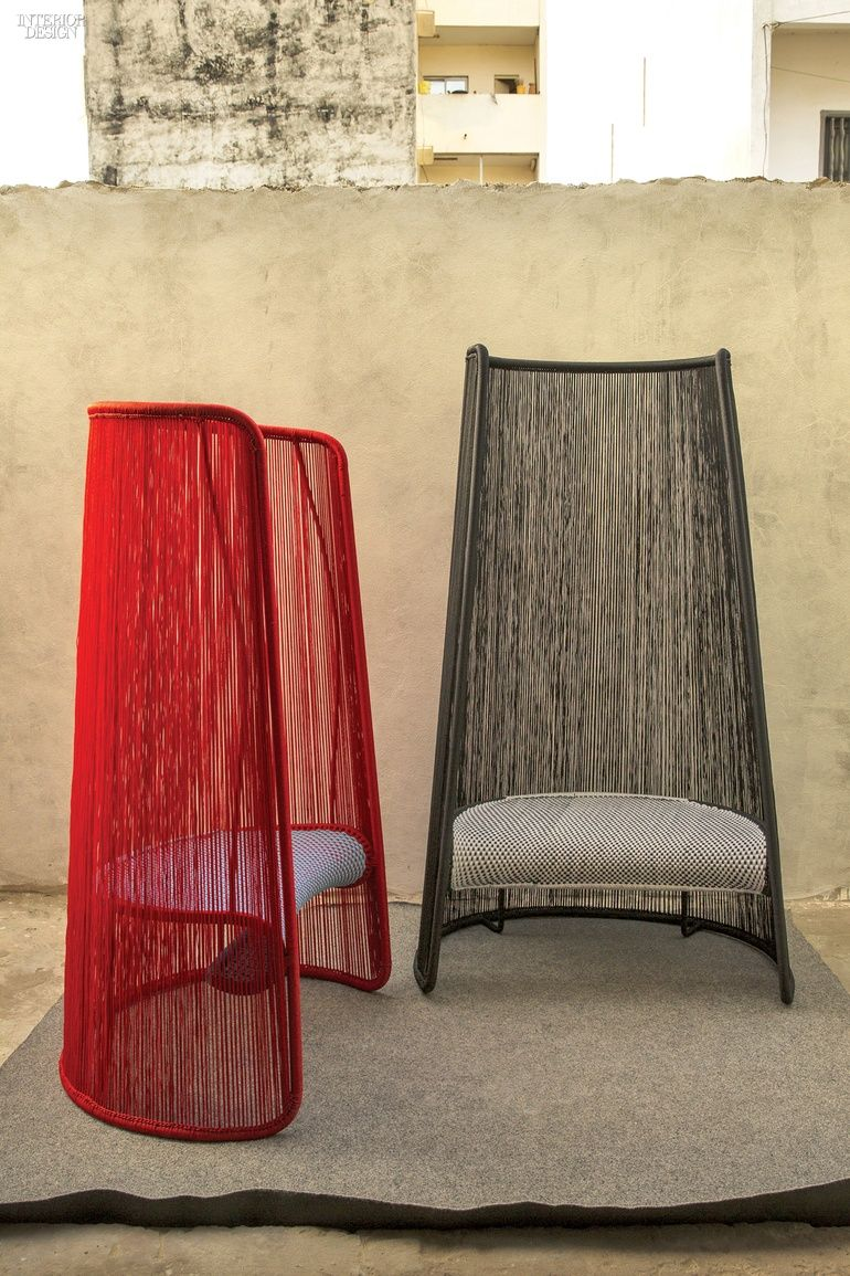 Editors picks 28 featured products in seating the latest star tapped to design for morosos mafrique outdoor collection is marc thorpe