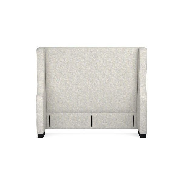 Williams Sonoma Taylor Headboard Only 2 185 Cad Liked On Polyvore Featuring Home Cal King