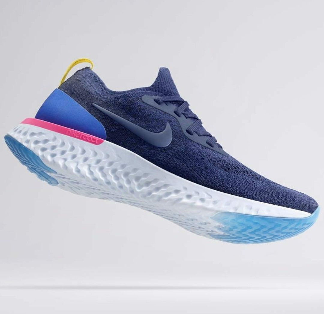 Nike React! Is this the Boost killer? #MensFashionNike | Mens Fashion Nike  | Pinterest | Shoe bag, Street styles and Fashion women