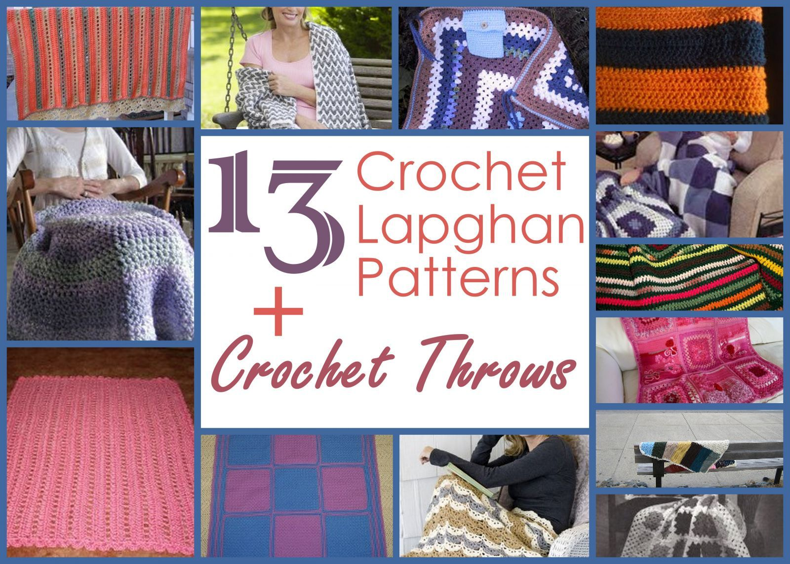 13 crochet lapghan patterns free crochet afghan patterns 13 crochet lapghan patterns bankloansurffo Images
